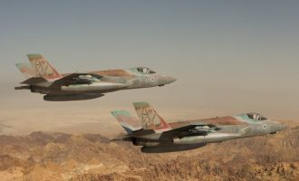 Το Ισραήλ βομβάρδισε με F-35 αποθήκες βαλλιστικών πυραύλων του Ιράν στο έδαφος του Ιράκ