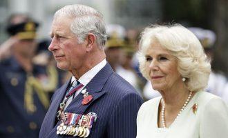Στην Αθήνα ο Πρίγκιπας Κάρολος με την Καμίλα για την 25η Μαρτίου