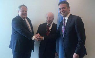 Ανεπιβεβαίωτες πληροφορίες: Συζητήθηκε σοβαρά το όνομα «Βαρντάρσκα» για τα Σκόπια