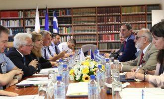 Η Κύπρος φτιάχνει για πρώτη φορά Ακτοφυλακή με τη βοήθεια της Ελλάδας