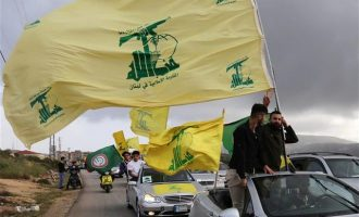 """Η Χεζμπολάχ πανηγυρίζει για τη """"μεγάλη νίκη"""" στις εκλογές του Λιβάνου"""