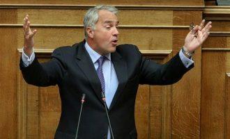 Τι είπε ο Βορίδης στη Βουλή για την υπόθεση Νovartis