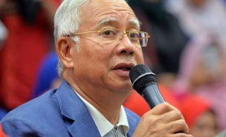 Έφοδος της αστυνομίας στο σπίτι του πρώην πρωθυπουργού της Μαλαισίας