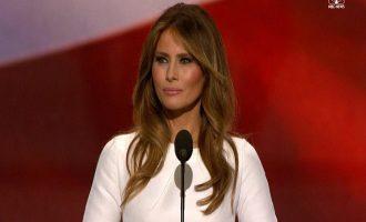 Μελάνια Τραμπ: Είμαι το μεγαλύτερο θύμα bullying στον κόσμο