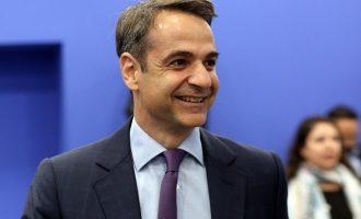 """""""Κωλοτούμπα"""" Μητσοτάκη για Σκόπια: Στο ΕΛΚ λέει άλλα από ότι στην Ελλάδα"""