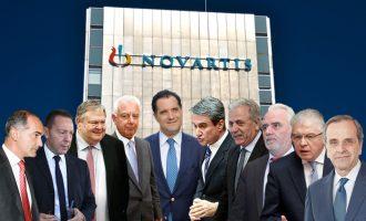 Ό,τι πρέπει να ξέρετε για το σκάνδαλο Novartis – Μάχη με 10 κάλπες στη Βουλή