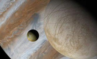 Αποκάλυψη: Ο δορυφόρος «Ευρώπη» του Δία ίσως κρύβει εξωγήινη ζωή