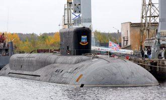 Η Ρωσία θα ναυπηγήσει έξι νέα πυρηνικά στρατηγικά υποβρύχια μετά το 2023