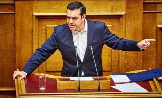 Τσίπρας σε Μητσοτάκη: Ο Ιγκλέσιας δεν αγόρασε σπίτι με offshore, ούτε το σπίτι του Βολταίρου
