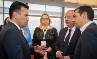 Τέλος χρόνου: Αποδοχή της πρότασης Τσίπρα ή χάος για τον Ζάεφ