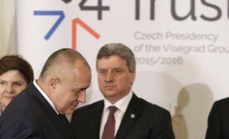 Ο Bούλγαρος Πρόεδρος Ράντεφ «έβαλε χέρι» στον Ιβάνοφ: Εμείς δεχόμαστε τη συμφωνία για το ονοματολογικό