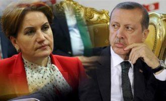 Η «Λύκαινα» Ακσενέρ ζητά από Ερντογάν να πάρει πίσω τα νησιά του Αιγαίου