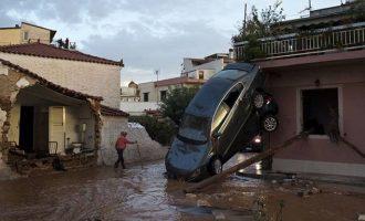 Φονικές καταιγίδες στην Ακτή Ελεφαντοστού – 18 νεκροί