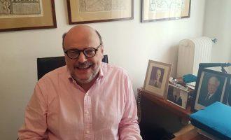 Αντώναρος: Δεν εκπροσωπώ τον Καραμανλή και δεν υπάρχει φιλοτσιπρική ομάδα