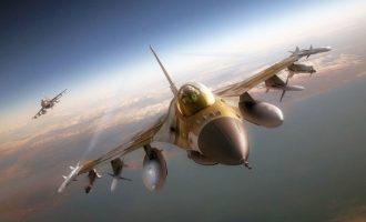 Ιρακινά F-16 τίναξαν στον αέρα συνάντηση 30 οπλαρχηγών του Ισλαμικού Κράτους στη Συρία