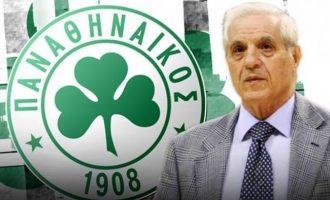 Ο Παύλος Γιαννακόπουλος πέθανε στην επέτειο της μέρας που εντάχθηκε στον Παναθηναϊκό