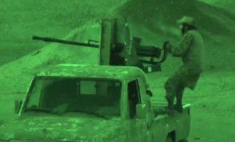 Το Ισλαμικό Κράτος εξαπέλυσε νέες επιθέσεις σε φυλάκια του ιρακινού στρατού