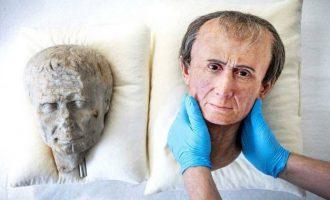 Κάπως έτσι πρέπει να έμοιαζε ο Ιούλιος Καίσαρ – Είχε παραμορφωμένο κεφάλι