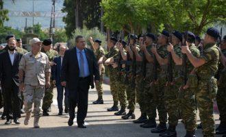 Καμμένος: Έρχονται καλά νέα για την πατρίδα μας – Tι είπε για τις Ένοπλες Δυνάμεις