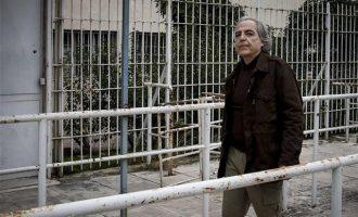 Στο νοσοκομείο ο απεργός πείνας Δημήτρης Κουφοντίνας