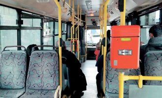 Tέλος η λαθρεπιβίβαση σε λεωφορεία και τρόλεϊ από την ερχόμενη Δευτέρα