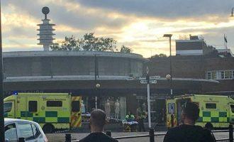 Έκρηξη στο Μετρό του Λονδίνου – Εκκενώθηκε o σταθμός