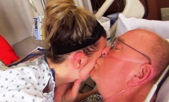 Συγκινητικό: Κόρη έδωσε το νεφρό στον πατέρα της για να ζήσει (βίντεο)