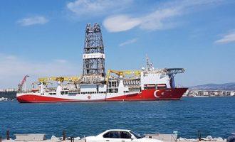Οι τουρκικές γεωτρήσεις στην κυπριακή ΑΟΖ στη Σύνοδο Κορυφής των Βρυξελλών