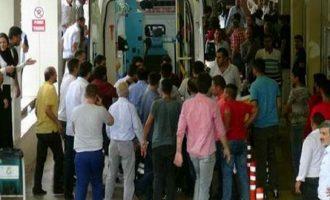 Τουρκία: Με αίμα βάφτηκε προεκλογική συγκέντρωση του κόμματος Ερντογάν  – Τρεις νεκροί