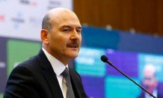 Ο Ερντογάν δεν έκανε δεκτή την παραίτηση του Σοϊλού