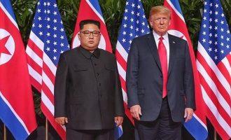 Κιμ Γιονγκ Ουν: Έλαβα μια «εξαιρετική επιστολή» από τον Ντόναλντ Τραμπ