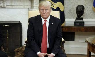 Ντόναλντ Τραμπ: «Εγώ είμαι υπέρ της ελευθερίας του Τύπου – Ο Τύπος γράφει ψέμματα»