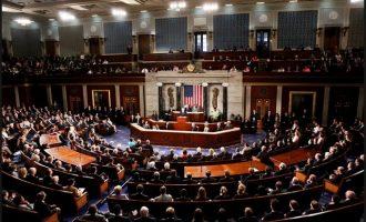 Η αμερικανική Βουλή ανακοίνωσε κατεπείγουσα έρευνα για την «κατάσταση έκτακτης ανάγκης» του Τραμπ