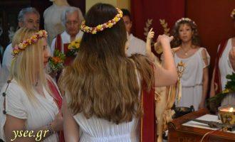 Η Ελληνική Εθνική Θρησκεία εόρτασε το Θερινό Ηλιοστάσιο