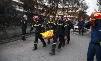 Πληροφορίες ότι υπάρχουν ακόμη 26 νεκροί σε ένα χωράφι στο Μάτι