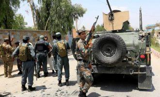 Νεκρός υποψήφιος βουλευτής από επίθεση αυτοκτονίας στο Αφγανιστάν