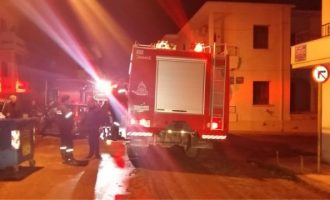 Σε σοβαρή κατάσταση δύο 16χρονοι μετά από φωτιά στην Κρήτη – Άμεσα στην Αθήνα