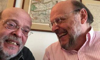 Το συγκινητικό αντίο του Ευάγγελου Αντώναρου για το θάνατο του αδελφού του Μάνου