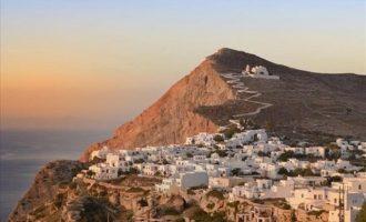 Ποια νησιά των Κυκλάδων βρίσκονται στους καλύτερους προορισμούς του CNT για το 2018
