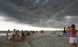 Καιρός: Πτώση της θερμοκρασίας και τοπικές βροχές τη Δευτέρα