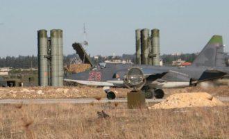 Τουρκομογγόλοι τζιχαντιστές επιτέθηκαν με ντρον στη ρωσική βάση στη Λαοδίκεια