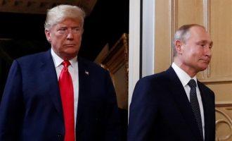 Ο Τραμπ λέει «Ναι» σε συνάντηση με Πούτιν – Tι είπε για τον Κιμ