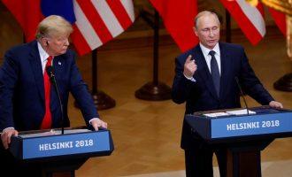 Le Monde: Γιατί ο Πούτιν κυριάρχησε στη συνάντηση με τον Τραμπ