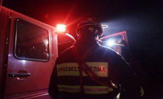 19χρονη κάηκε γυμνή σε σπίτι στον Πειραιά