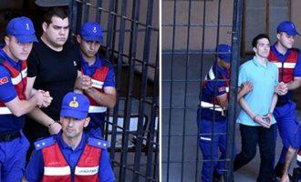 Νέο «όχι» από Τουρκία για την αποφυλάκιση Μητρετώδη-Κούκλατζη