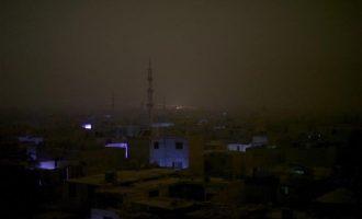 Η Συρία αναφέρει ότι το Ισραήλ έπληξε στρατιωτική θέση στα περίχωρα του Χαλεπίου