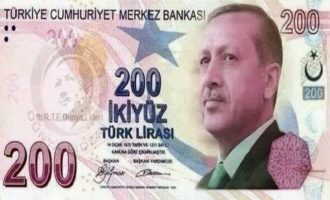 Ο Ερντογάν δανείστηκε ένα δισ. δολάρια από την Κίνα