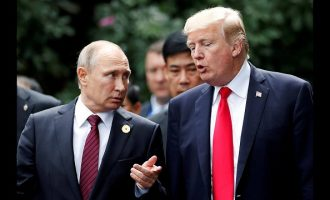 Τραμπ: Δεν παραχώρησα τίποτα στον Πούτιν
