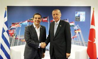 Η σημασία και τα κέρδη της συνάντησης Τσίπρα-Ερντογάν – Τα «υπομόχλια» στην Τουρκία