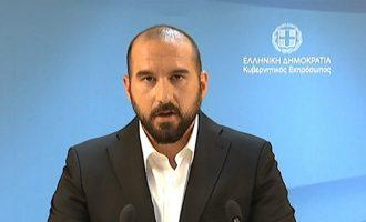 Τζανακόπουλος: Προτεραιότητες μας καταπολέμηση της διαφθοράς και στήριξη μισθωτής εργασίας